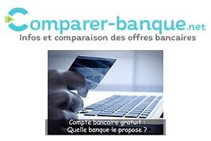 Ouverture de compte bancaire gratuite en ligne