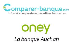 Carte Oney Auchan