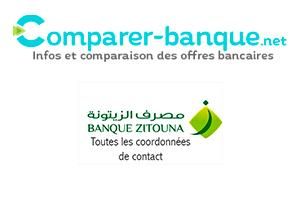 Banque zitouna horaire