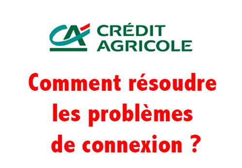 accès suspendu compte crédit agricole