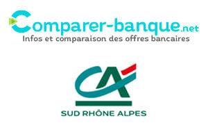 Se connecter à Crédit Agricole Sud Rhône Alpes